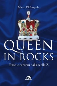 COVER queen in rocks h