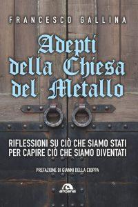 COVER ADEPTI DELLA CHIESA DEL METALLO